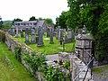 Cemetery at Bridge of Muick - geograph.org.uk - 870095.jpg