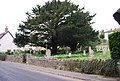 Cemetery in East Lulworth - geograph.org.uk - 764391.jpg