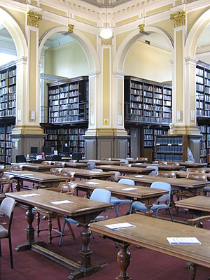 Central Library, Edinburgh - Image: Central Library, Edinburgh 001