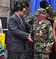 Ceremonia castrense en homenaje a los Héroes de Panupali, 2013 (9804504603) (2).jpg