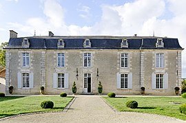 The Château of Yversay