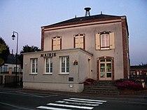 Châtillon-en-Dunois - Town hall.JPG