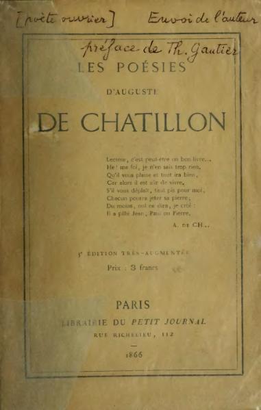 File:Châtillon - Les Poésies, 1866.djvu