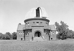 National Register of Historic Places listings in southeast Denver - Image: Chamberlin Observatory Denver, CO