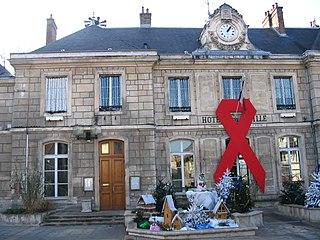 Chambly, Oise Commune in Hauts-de-France, France