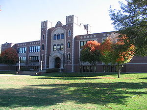 Urbana High School (Illinois) - Image: Champaign Urbana area IMG 0980