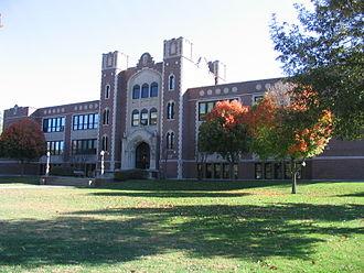Urbana High School (Illinois) - Image: Champaign Urbana area IMG 0980