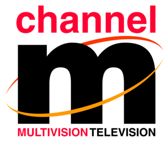 CHNM-DT - Logo used as channel m, used from 2003 to 2008.