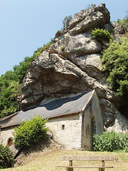 Chapelle de Saint-Gildas à Bieuzy