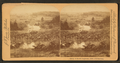 Charge of the 19th Regiment, battle of Gettysburg, from Robert N. Dennis collection of stereoscopic views.png