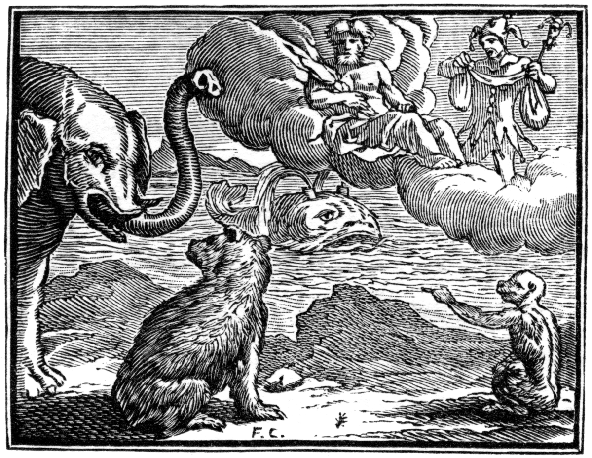 Image Result For Aesop S Fables