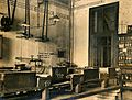 Chemistry laboratory at the Eidgenössische Technische Wellcome L0022254.jpg