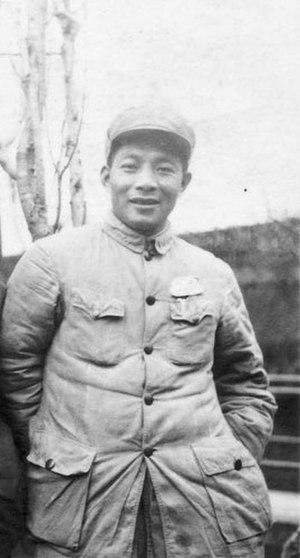 Chen Pixian - Image: Chen Pixian cropped