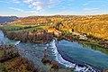 Chenecey-Buillon, les Forges et leur barrage.jpg