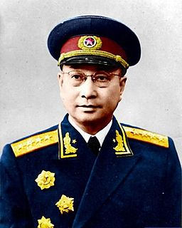 Chen Geng Chinese general
