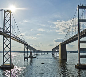 Image illustrative de l'article Pont de la baie de Chesapeake