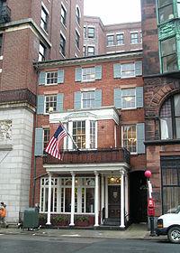 Chester Harding House