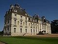 Cheverny Le Château Vue n°4.JPG