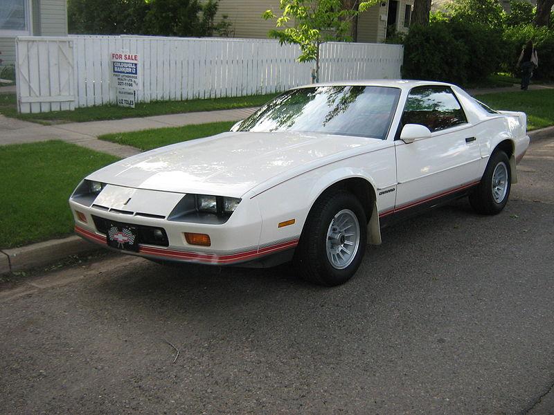 File:Chevrolet Camaro (2603367098).jpg