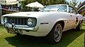 Chevrolet Camaro 307 Convertible 1969 (39025976282).jpg