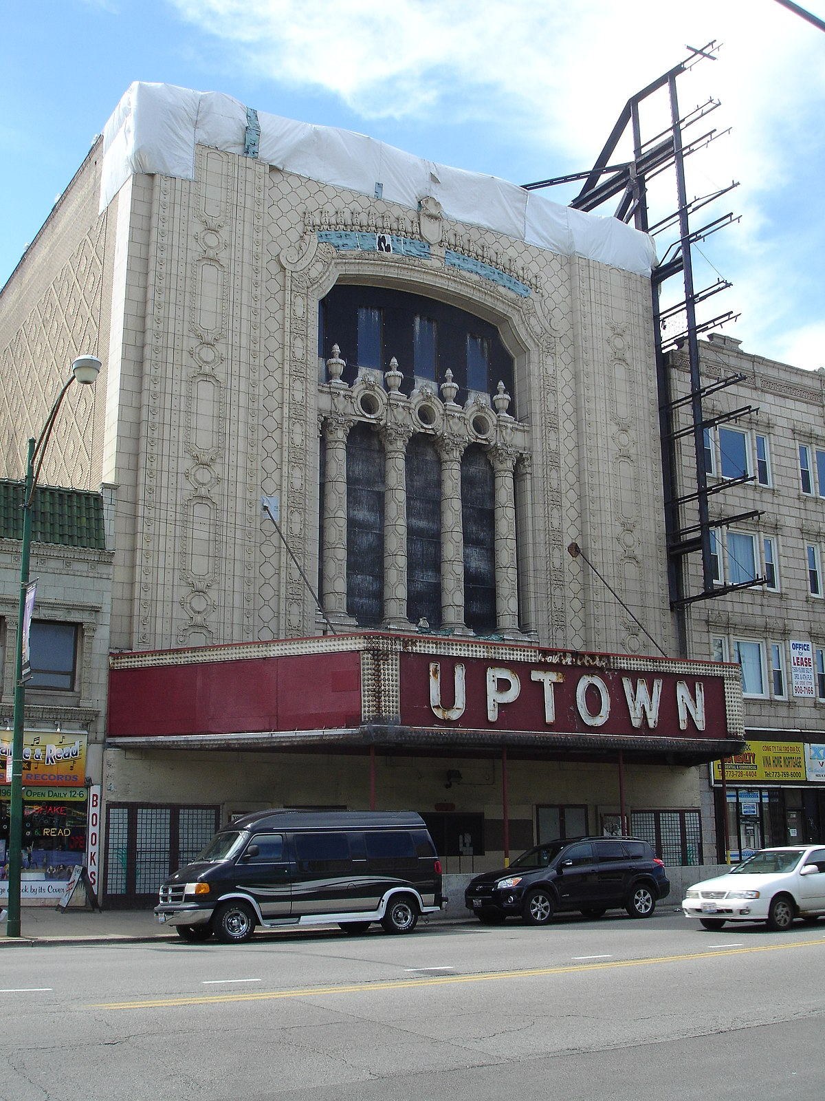 Uptown Theatre Chicago Wikip 233 Dia