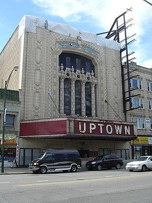 Uptown Theatre (Chicago) - Uptown Theatre, 2011