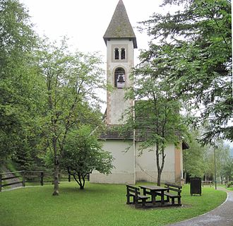 Tesero - Addolorata Church