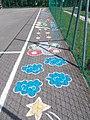 Children's game, Szilvás Street playing field, 2020 Marcali.jpg