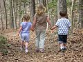 Children Walking on Trail (5330849194).jpg