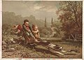Children on a runaway cart) - A.M. Willard LCCN2012647667.jpg