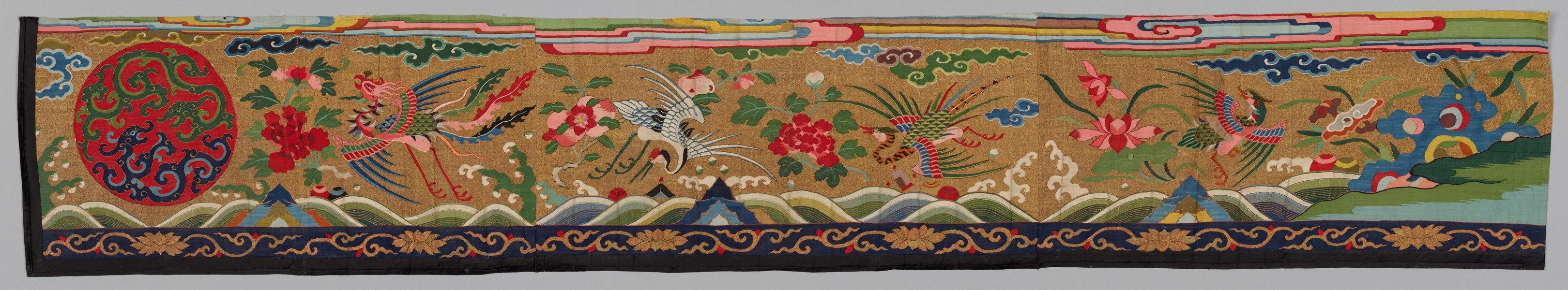 silk tapestry - image 10