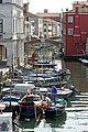 Chioggia. Canal Vena dal Ponte di Vigo verso il Ponte Caneva - panoramio.jpg