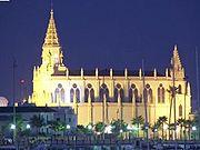 Santuario de la Virgen de Regla.