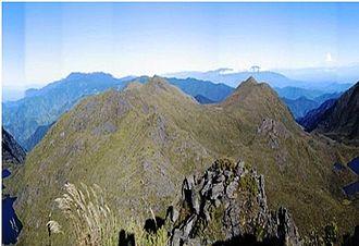 Mount Chirripó - Image: Chirripó Grande Costa Rica hogar de Sibú