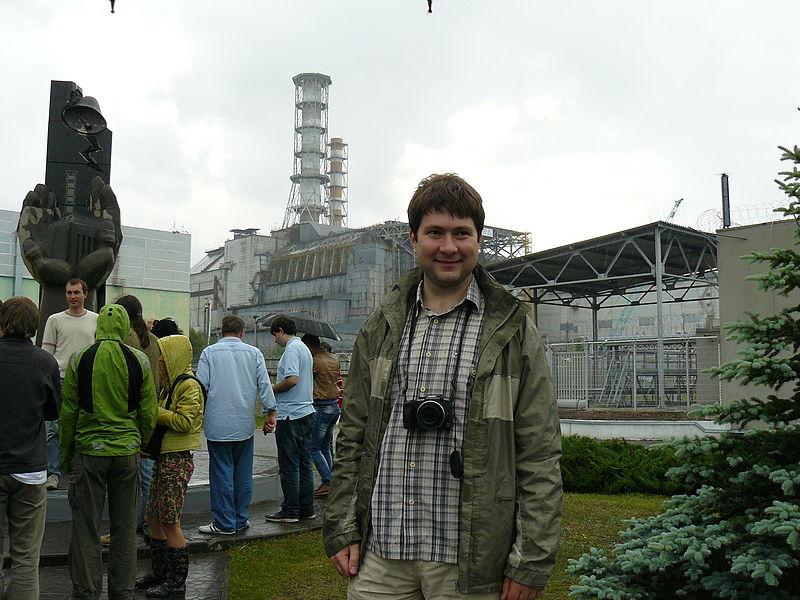 Por que visitar Chernobyl?