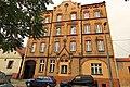 Chorzów, Plac Jana 8, jeden z domów w zespole osady robotniczej (układ przestrzenny pl. św. Jana), 1 poł. XIX w. Nr ID 639273.jpg
