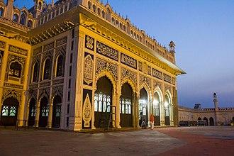 Chota Imambara - Chota Imambara in Lucknow.