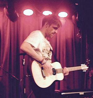 Chris Haze - Image: Chris Haze Live in the Roisin Dubh Galway