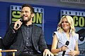 Chris Pratt & Elizabeth Banks (29850084578).jpg