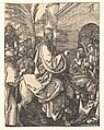Christ's Entry into Jerusalem, from The Small Passion MET DP820439.jpg