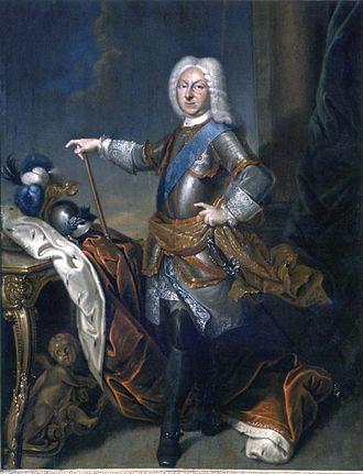 Frederick II, Duke of Saxe-Gotha-Altenburg - Image: Christian Schilbach Porträt des Herzogs Friedrich II. von Sachsen Gotha Altenburg