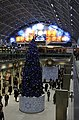 Christmas at St. Pancras - geograph.org.uk - 632466.jpg