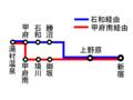 Chuo Highway Bus Kofu Line ja.png
