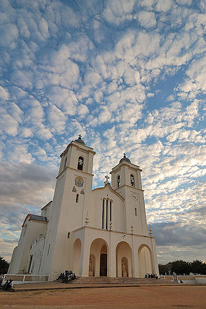 Nampula - Image: Church Nampula (3954637037)