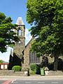 Church of St Luke the Evangelist, Brierfield, Lancashire - geograph.org.uk - 1380459.jpg