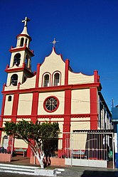 Church of the Sacred Heart, Arriaga, Chiapas, Mexico.jpg