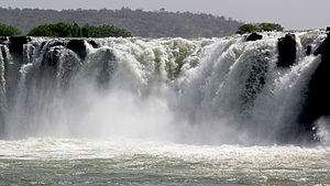 Gouina Falls - Image: Chutes Gouina 1
