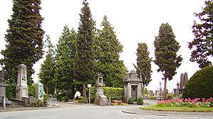 Ixelles Cemetery - Ixelles Cemetery
