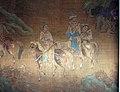 Cina, il viaggio oltre la frontiera di wang zhaojun, rotolo, XVI-XVII sec, acquisti e doni 777, 05.JPG