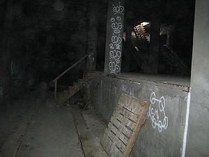 Cincinnati Subway - Image: Cincinnati Subway Entrance 01 2005 10 22